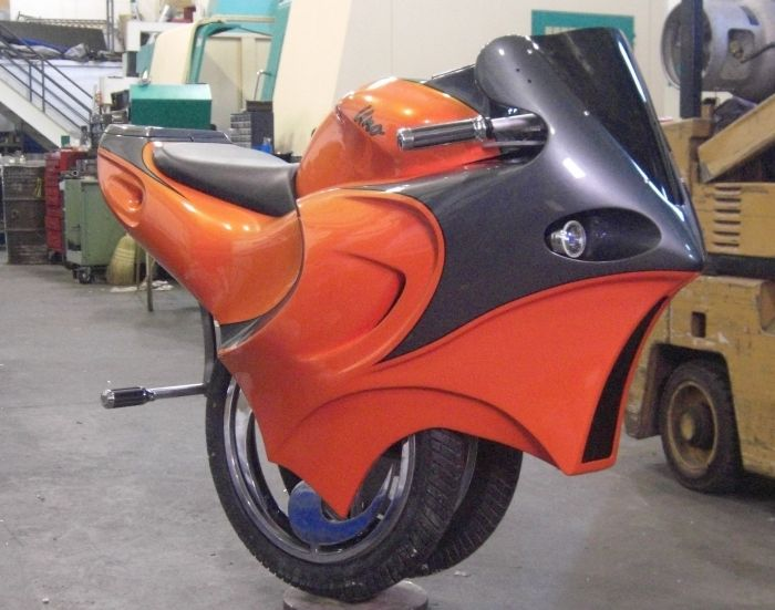 <B>La moto diventa tascabile</B>