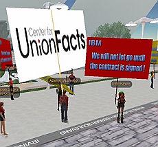 <B>Sciopero virtuale, effetti reali<br>i lavoratori Ibm cantano vittoria</B>