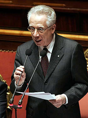 Senato, Padoa-Schioppa attacca Speciale<br>