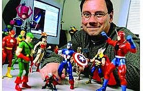 James kakalios e i Supereroi