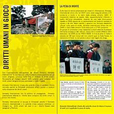 """Amnesty con gli atleti italiani """"Ecco i diritti violati in Cina"""""""