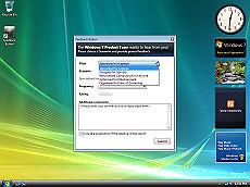 """<B>""""Windows 7 forse arriva nel 2009""""<br>Parla Bill Gates e... Vista traballa</B>"""