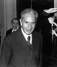 Aldo Moro e quella mano tesa verso la Libia di Gheddafi