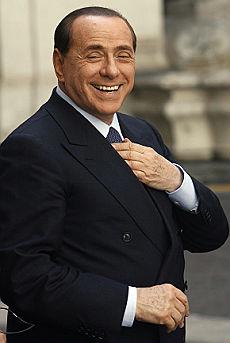 <b>Berlusconi ai giovani industriali<br/>