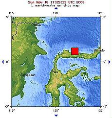 Indonesia, trema l'isola Sulawesi sisma di forza 7,7. Paura tsunami