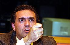 """De Magistris, alle europee con di Pietro """"Non mi lasciarono fare il pm"""""""