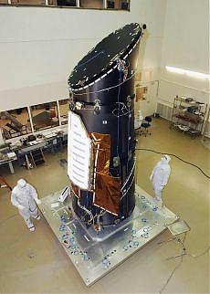 <b>Keplero va in orbita<br/>in cerca dell'altra Terra</b>