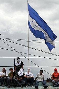 Golpe Honduras, sfida al coprifuoco E si riunisce il Consiglio dell'Onu