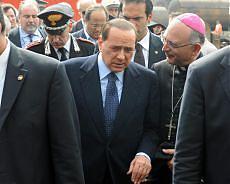 "La stampa irlandese: ""Estate calda per Berlusconi"""