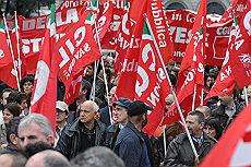 Contratti, sciopera la Cgil in scuola, sanità e pubblico impiego