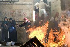 """Gerusalemme, scontri e arresti """"Difendiamo la Moschea di Al Aqsa"""""""