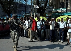 """Il premier haitiano: """"Basta polemiche""""  """"Gli americani sono i benvenuti"""""""