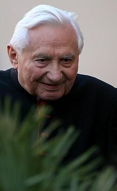 """Ratisbona, padre Ratzinger si scusa """"Anch'io talvolta li ho  picchiati"""""""