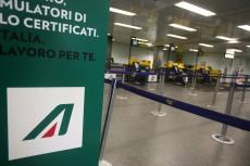 Lunedì nero per chi viaggia in aereo in sciopero personale  Alitalia e Meridiana