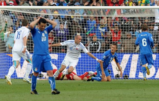 Image result for italia sudafrica 2010