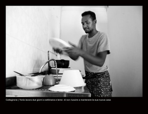 L'Odissea dei profughi somali le botte in Libia, la miseria in Italia
