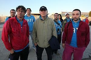 """Fiat, i tre operai licenziati di Melfi """"Domani ci presenteremo al lavoro"""""""