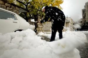 E' in arrivo il grande freddo Gelo e neve su tutto il Paese