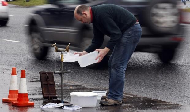 Irlanda in ginocchio per il gelo: migliaia senza acqua