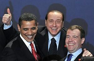 """WikiLeaks, l'Italia vista dagli Usa  """"Con Berlusconi paese ormai in declino"""""""