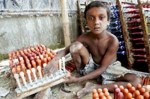 La Giornata contro il lavoro minorile Sono milioni i bambini sotto padrone