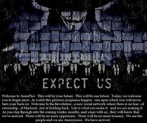 E alla fine nacque AnonPlus il social network degli hacker