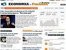 Repubblica e Bloomberg il nuovo sito di economia