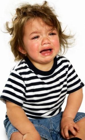 Bambini, capricci e scatti d'ira la cosa migliore è non fare nulla