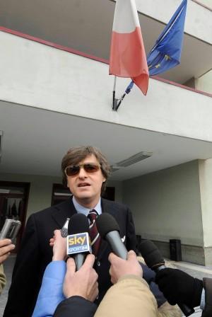 Il procuratore federale Palazzi
