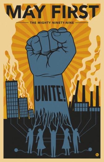 """""""E - il mensile"""" racconta l'Occupy Usa mai visto"""
