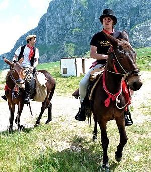 Dalla Sicilia al Quirinale a dorso di mulo viaggio ecosostenibile contro l'illegalità