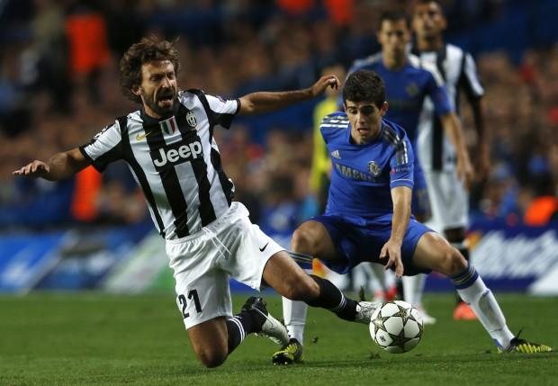 La Juve ritrova la Champions
