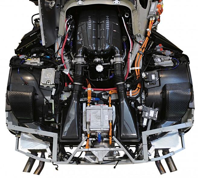 Ferrari, l'auto più veloce del mondo