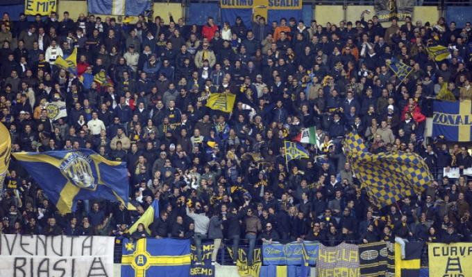 Livorno-Verona, insulti dei tifosi veneti a Morosini