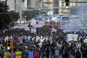 Scuola, Roma blindata aspetta i cortei di studenti e professori
