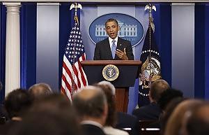 """Obama: """"Siria, usate armi chimiche. Pronti a rivedere la nostra strategia"""""""