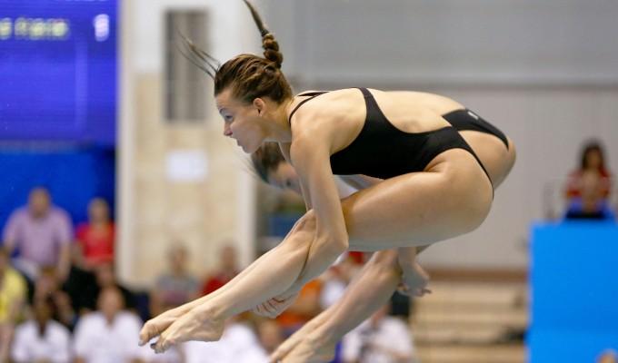 Tuffi, Europei: Cagnotto-Dallapè oro nel sincro 3 metri, per Tania record di medaglie