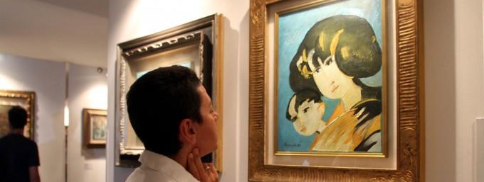 I tesori d'arte sequestrati al boss in mostra a Reggio Calabria