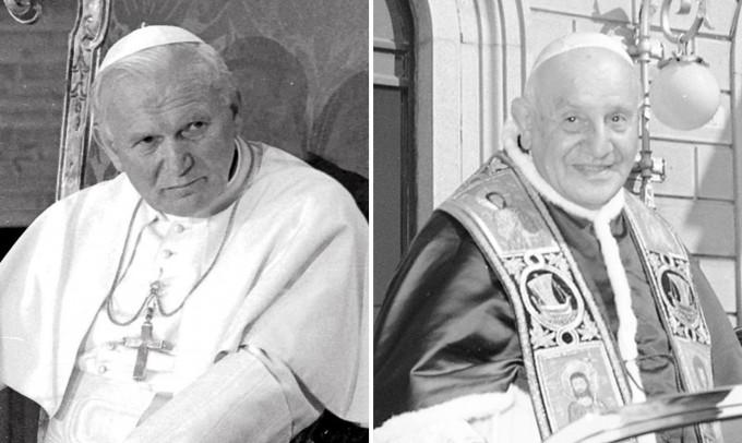 Wojtyla e Roncalli santi, oggi la data.  Primo concistoro dell'era Bergoglio