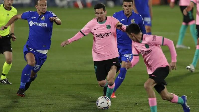 El Barça no quiere resaca copera ante el Getafe