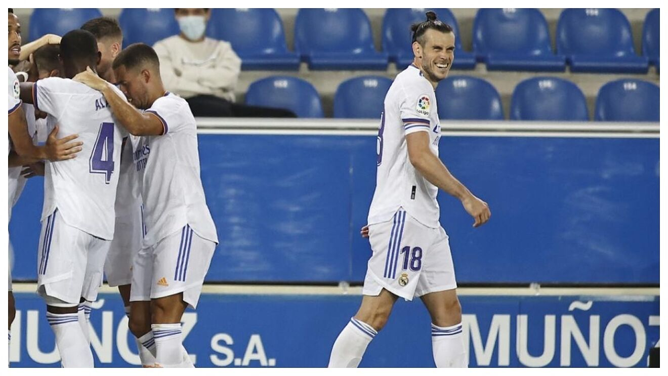 Levante vs Real Madrid   LaLiga: Levante vs Real Madrid: Bale to partner  Hazard and Benzema as wait for Mbappe continues   Marca