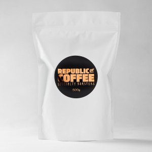 Republic of Coffee SWP Organic Mexican Decaf Coffee 500g