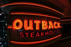 Outback Steakhouse Is Pushing Florida To Lower Its Minimum Wage For Servers To .13