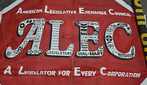 Internal Docs Show That ALEC By-Laws Allow Corporate Lobbyists To Overrule Legislators In Policymaking