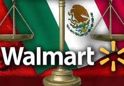 After Its Subsidiary Bribed Mexican Officials, Wal-Mart Lobbies To Weaken Anti-Bribery Laws