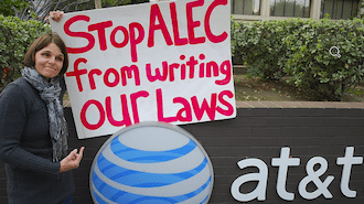 The Wall Street Journal Confuses ALEC's Crony Capitalism With Free-Markets