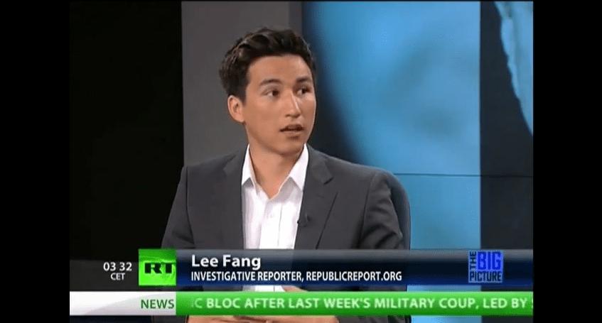 Lee Fang