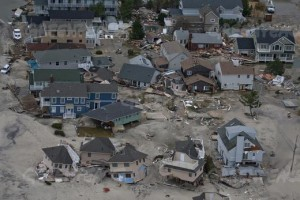 In Sandy's Wake: Top Romney Advisors Andrea Saul and Jim Talent Tied to Climate Change Denial