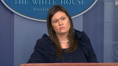 Certainly the President, By Sarah Huckabee Sanders