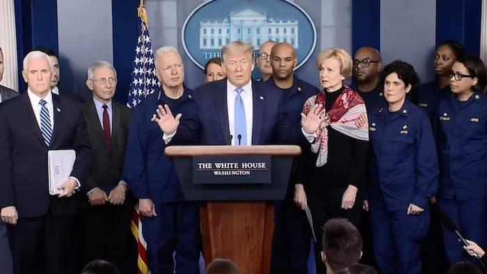 Where Did the Daily White House Coronavirus Briefing Go?